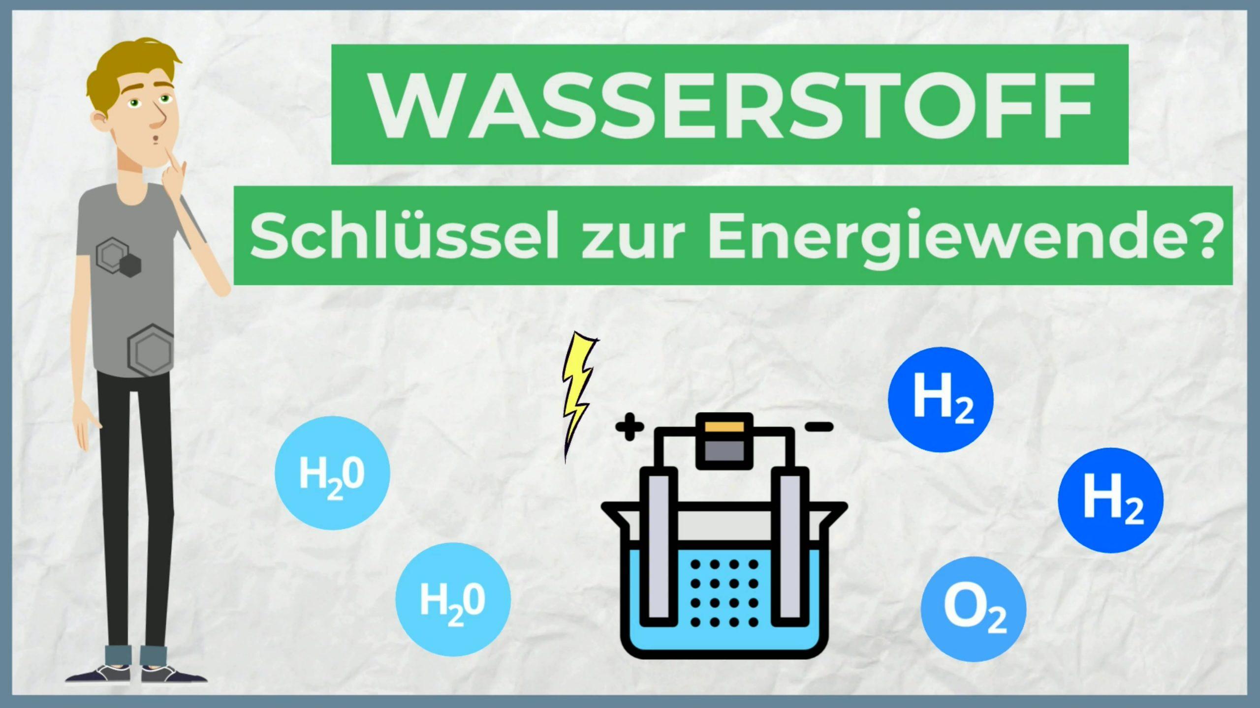 Read more about the article WASSERSTOFF – HYPE ODER REVOLUTION – AUS SICHT DER ENERGIEWENDE.